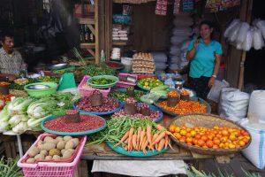 Tondano Fruit Market...