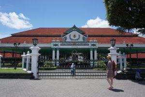 Royal Palace, Boring... | Yogyakarta