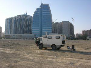 Seashore Camping in Baku | Azerbaidjan