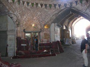 Famous Carpet Bazar in Tabriz | Iran