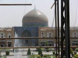 Famous Lotfollah Mosque in Isfahan | Iran