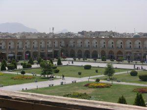 Maidan in Isfahan | Iran