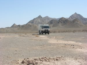 Camping inside desert of Daht-E-Kavir | Iran