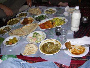 Banquet in Teheran | Iran