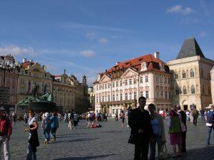 Hradschin in Prague | Czechia