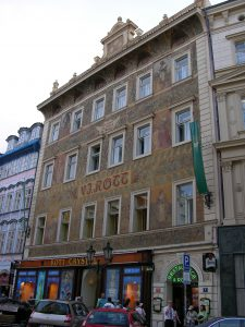 Rott Crystal in Prague | Czechia