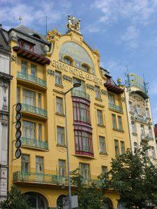 Grand Hotel in Prague | Czechia