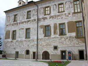 Johannes Kepler working for Tycho Brahe in Benatek Castle 1600 | Czechia