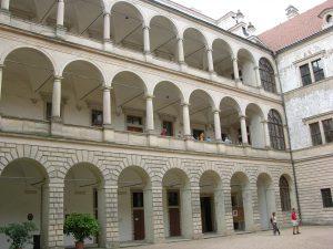Bedrich Smetana was Born here: Litomysl Castle | Czechia
