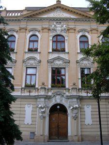 Archbishop's Residence in Olomouc | Czechia