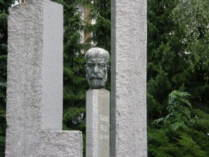 Sigmund Freud in Pribor | Czechia