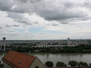 Not that Amusing on the other Side of Danube River   Slovakia