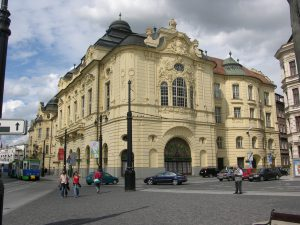 Philharmony in Bratislava | Slovakia