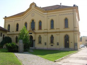 Renovated Synagogue in Kosice | Slovakia