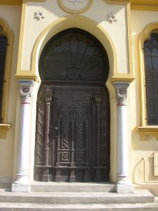 Former Synagogue in Kosice   Slovakia