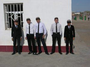 School Boys of Erbent | Türkmenistan