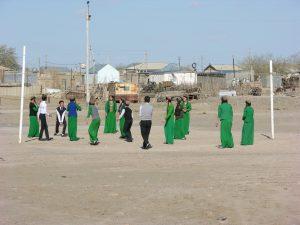 School Girls of Erbent | Türkmenistan