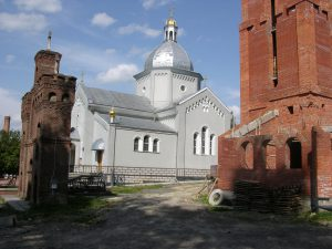 Old but New Orthodox Monastery after Soviet Breakdown close to Lviv | Ukraine