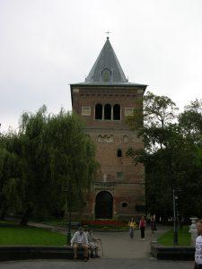 Church in Renovation in Dohorobitch | Ukraine