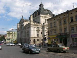 Lviv Opera | Ukraine