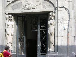 Art Nouveauagain in Lviv | Ukraine
