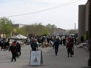 Chiva Friday Bazar | Uzbekhistan