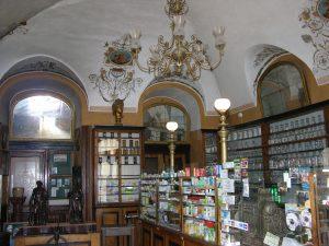 Inside Pharmacy in Lviv | Ukraine