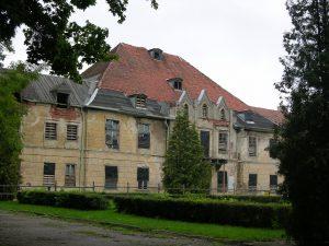 Former German Estate close to Wolfsschanze | Poland
