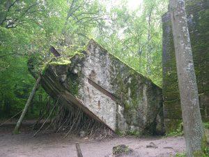 Wolfsschanze in Ruins | Poland