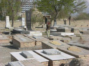 Jewish Cemetery of Bukhara | Uzbekhistan