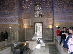His Grave inside | Uzbekhistan