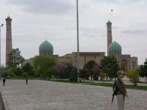 Friday Mosque of Tashkent | Uzbekhistan