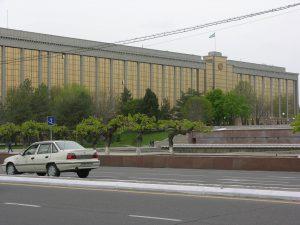 Uzbek Parliament | Uzbekhistan