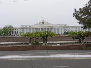 Presidential Palace in Tashkent | Uzbekhistan