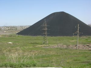 Coal Mines in Shymkent | Kazakhstan