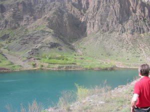 Fergana Means Spring 500 km away | Kyrgyzstan