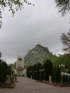 Holy Suleyman Hill in Osh | Kyrgyzstan