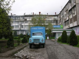 ...And Modern Soviet | Kyrgyzstan
