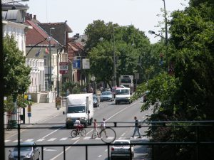 Truck in Esztergom | Hungary