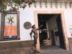 Cervantes Museum...