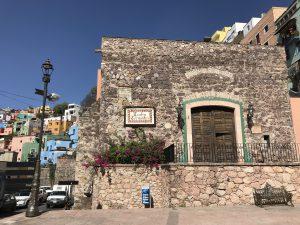 ...and Teatro Cervantes