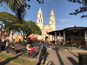 Catedral de Nuestra Señora de la Purísima Concepción at Independnce Square...