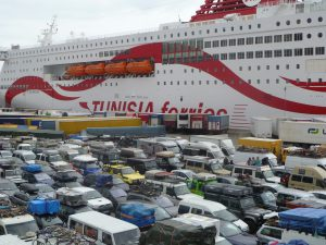 Embarking in Genova: Same Ship 11 Years Later | Italy