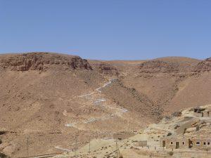 On the Way back to Hammamet | Tunesia