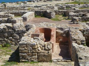 Phoenician Bath Tub in Kerkouene | Tunesia