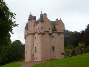 Blair Castle close to Blair Atholl | Scotland