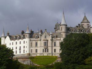Dunbar Castle West Coast | Scotland