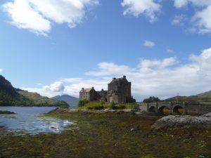 Eileen Donan Castle made for James Bond 007 | Scotland