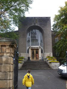 House of Charles Rennie Macintosh in Glasgow | Scotland