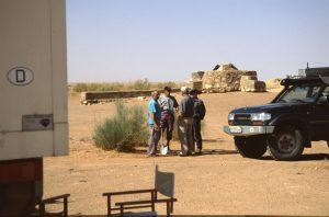 Water Well Close to Ghardaia | Libya